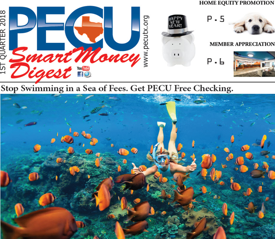 2018 1st Quarter Newsletter PECU